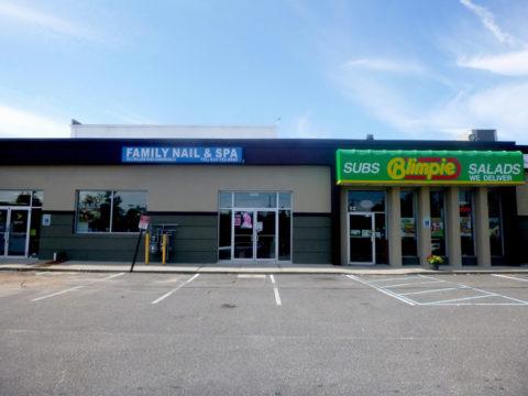 Storefront Repair & Redesign